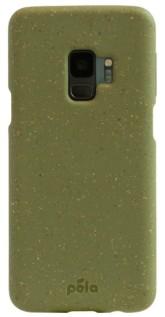 Pela Case Kompostovatelné pouzdro na Samsung S9 - Moss
