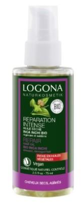 Logona BIO Regenerační vlasový olej INCA INCHI