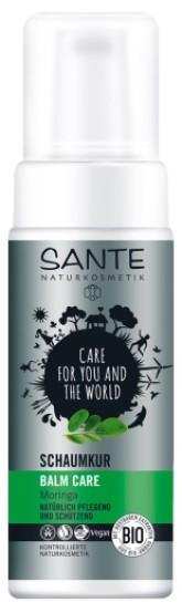SANTE Pěnová kúra na vlasy Balm Care (bez oplachu)
