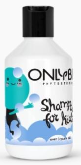 OnlyBio Přírodní šampon pro děti od 3let
