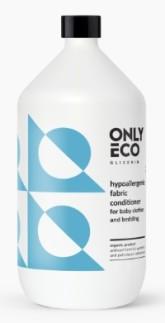 OnlyEco Přírodní hypoalergenní aviváž na dětské prádlo bez parfemace