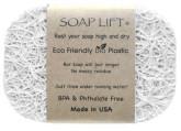 SoapLift - recyklovatelná mýdlenka z bioplastu WHITE 11 x 7,5 cm