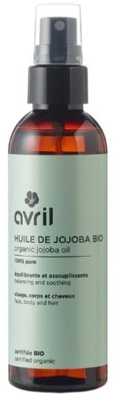 AVRIL Organic Jojobový olej 100 ml