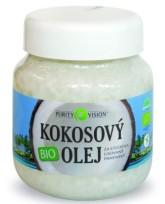 PURITY VISION Kokosový olej panenský Bio 700 ml