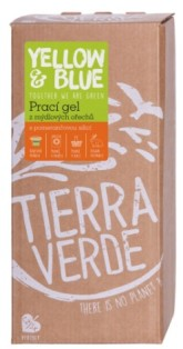 TIERRA VERDE Prací gel pomeranč (bag-in-box 2l)