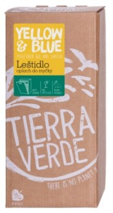 TIERRA VERDE Leštidlo - Oplach do myčky (bag-in-box 2 l)