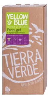 TIERRA VERDE Prací gel levandule (bag-in-box 2l)