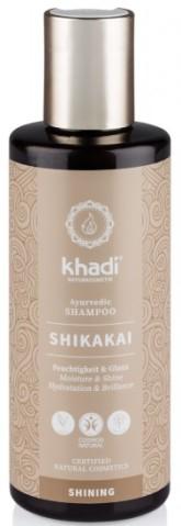 Khadi Přírodní šampón SHIKAKAI hydratační