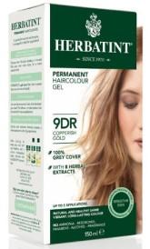 HERBATINT permanentní barva na vlasy Měděná zlatá 9DR