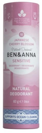 Ben & Anna Tuhý deodorant Sensitive - Japanese Blossom