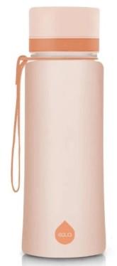 EQUA Plastová lahev na pití Plain Sunrise bez BPA