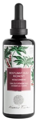 Nobilis Tilia Ricinový olej malé balení