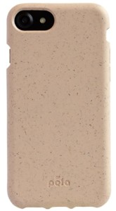 Pela Case Kompostovatelný obal na iPhone 6 / 6s / 7 / 8  - Sea Shell