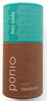 Ponio Mint - přírodní deodorant soda free
