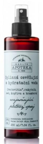 Havlíkova přírodní apotéka Bylinná osvěžující a hydratační voda
