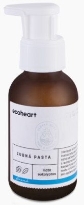 Ecoheart Zubní pasta s eukalyptem a mátou Fresh (100 ml)