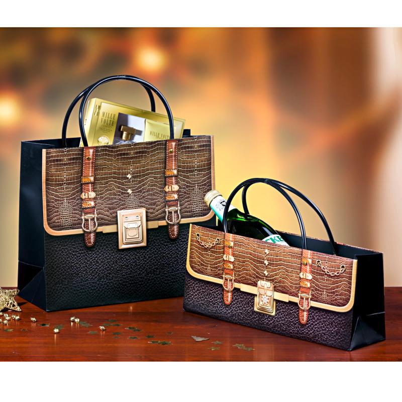 2 darčekové tašky