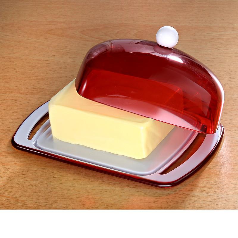Maselnička, červená