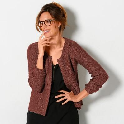 Paleto sveter s flitrami