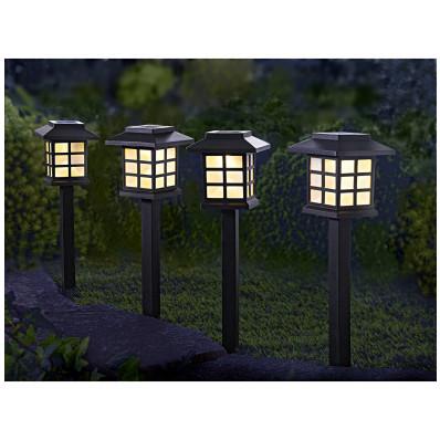 Solárny lampáš