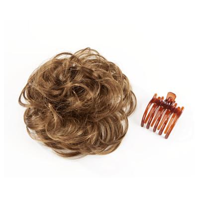 Prameň vlasov so sponou