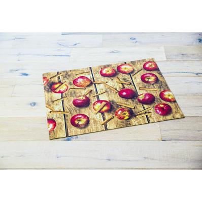 "Kuchynský koberec ""Jablká"""