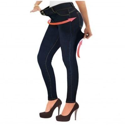 Pružné tvarující džíny Fantastic Fit