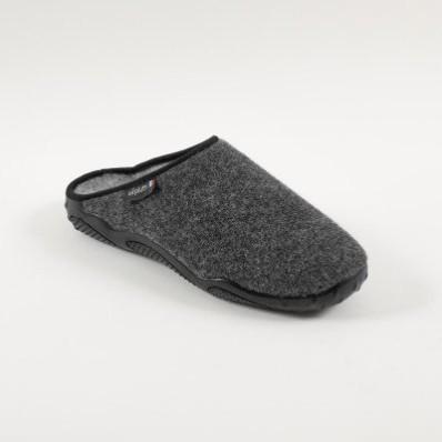 Papuče s podrážkou Airplum, vlnený vzhľad