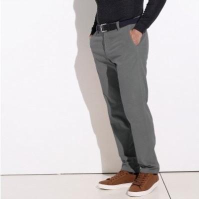Chino nohavice z menčestru
