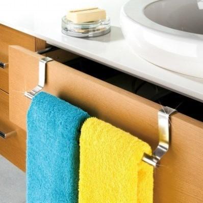 Nastavitelný držák na ručníky