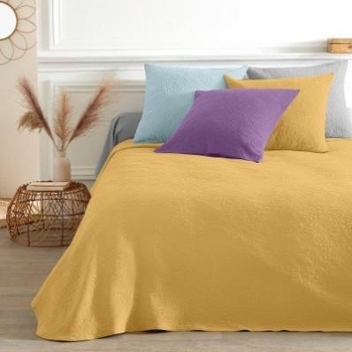 Prikrývka na posteľ v štýle boutis
