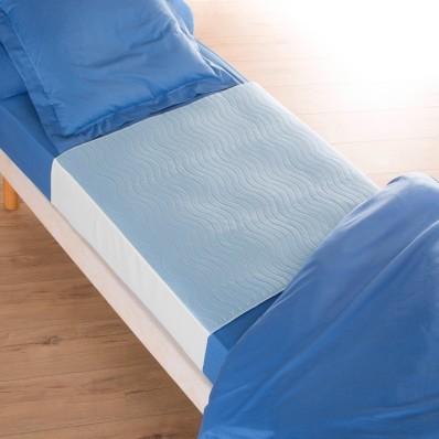 Ochranná podložka na matrac s chlopňami, nepriepustná