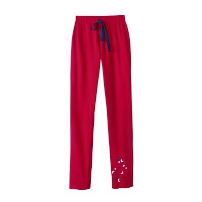 Pyžamové kalhoty s motivem hvězdiček
