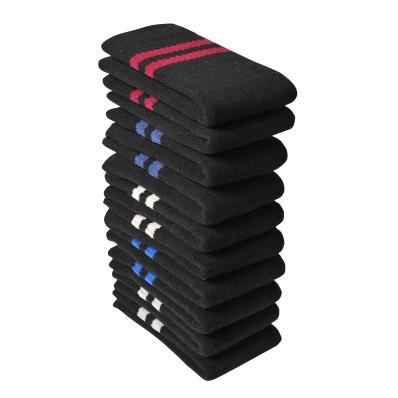 Farebné tenisové ponožky, súprava 10 párov