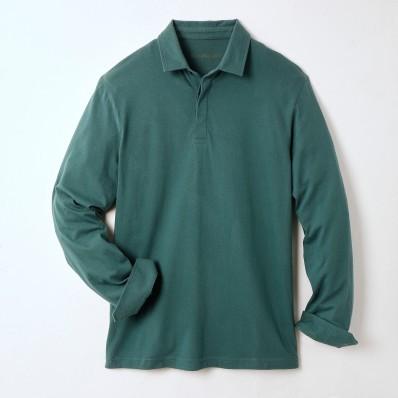 Jednobarevné polo tričko Öko-Tex