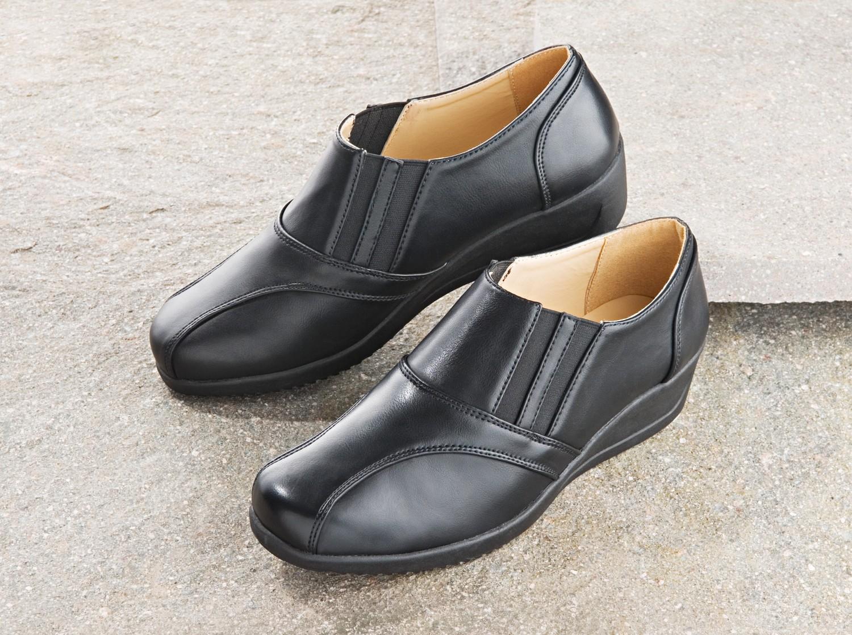 Levně Vycházková obuv Ornela černá 37